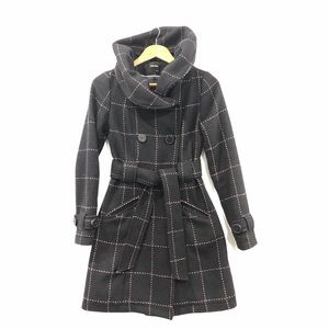louie louie Double Breasted Wool Peacoat Small